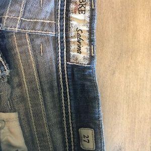 BKE Shorts - BKE Denim Sabrina shorts in a size 27